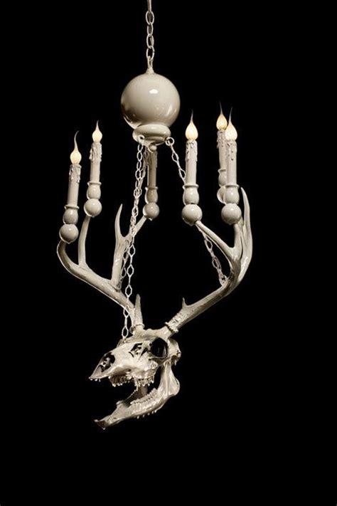 Adam Wallacavage Chandeliers Elk Skull Adam Wallacavage Sick Art Pinterest Elk