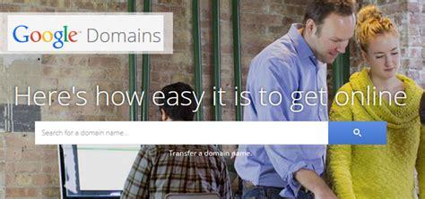 google    domain  registration business