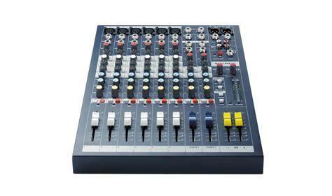Soundcraft Epm 6 epm6 soundcraft professional audio mixers