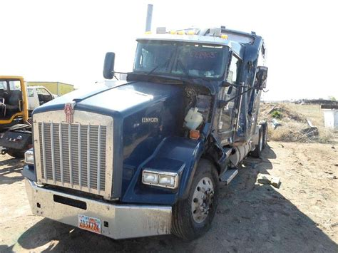 kenworth truck cab 2007 kenworth t800 truck cab for sale hudson co