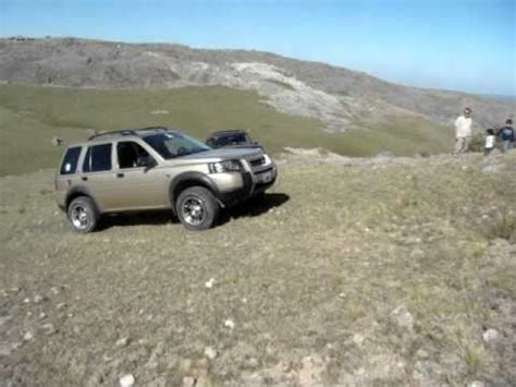 land rover freelander off road freelander td4 off road 15 youtube
