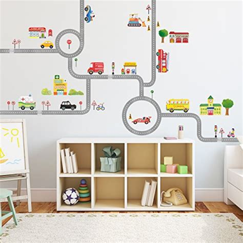 road wall stickers check out these funky road wall decals funk this house
