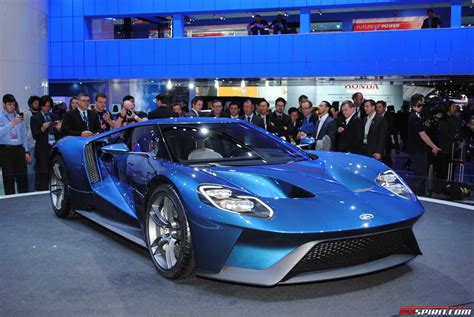 2017 ford gt 700hp 700hp tipped for 2016 ford gt gtspirit