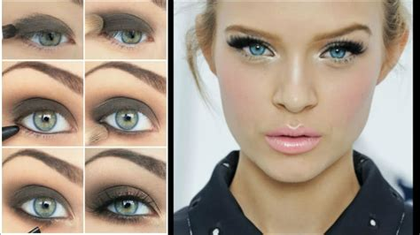 eyeliner tutorial round eyes colours and tricks the 10 best eye make up tips for small