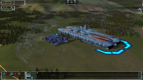supreme commander experimental land battleship at supreme commander nexus