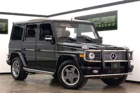 buy car manuals 2008 mercedes benz g class security system find used 2008 mercedes benz g55 amg in addison texas united states for us 79 888 00