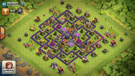 offensive layout in coc clash of clans base building strategies how to lay out