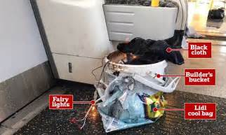 crude explosive device found at bomb was crude device made from and