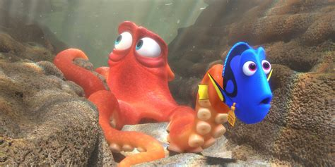 finding dory no 1 at july 4th box office tarzan finding dory reviews says it sinks or swims no one