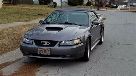 mustang gt 40th anniversary 2004 ford mustang gt conv 40th anniversary edition used