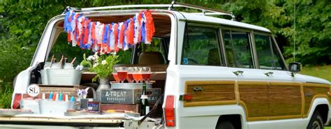Tailgate Giveaway Ideas - tailgate ice cream party neighborhood social giveaway