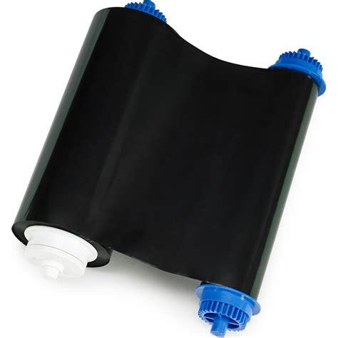 Monochrome Black Ribbon 2000 Image Print For Matica Espresso zc10l black monochrome ribbon 2 000 images 800010 101 aptika