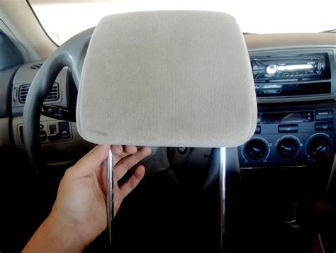 headrest for car seat to window how the headrest in your vehicle can potentially save your