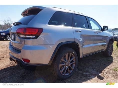 2016 silver jeep grand cherokee 2016 billet silver metallic jeep grand cherokee limited