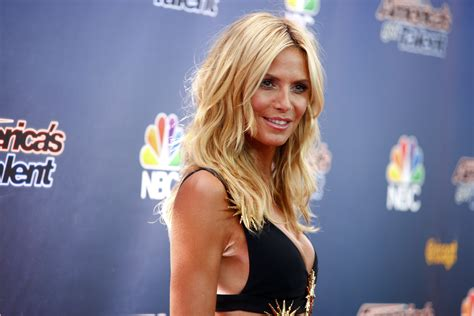 Heidi Got A New Nose To Go With by Heidi Klum On Donald Diss Every Is A 10 Time