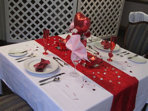 Valentine S Day Table by 10 Table Settings Valentine S Day Flickr Photo Sharing