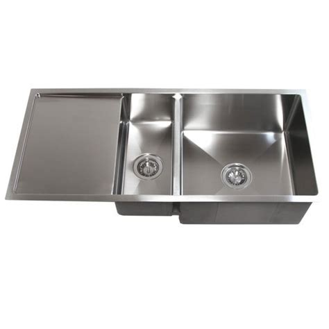 Sink With Drain by 42 Inch Stainless Steel Undermount Bowl Kitchen