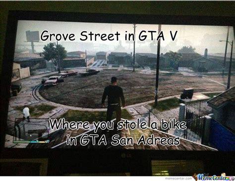 Gta 5 Memes - gta v is in san andreas by frozenbulb meme center