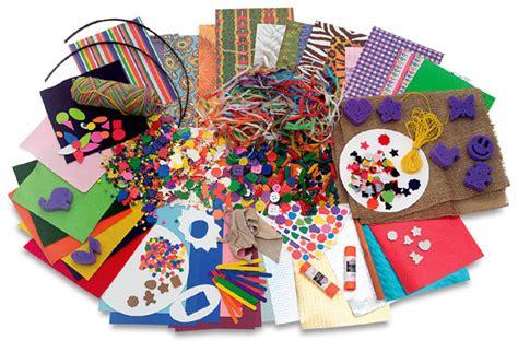 Papercraft Materials - roylco big box of materials blick materials