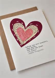 handmade anniversary card handmade greeting card