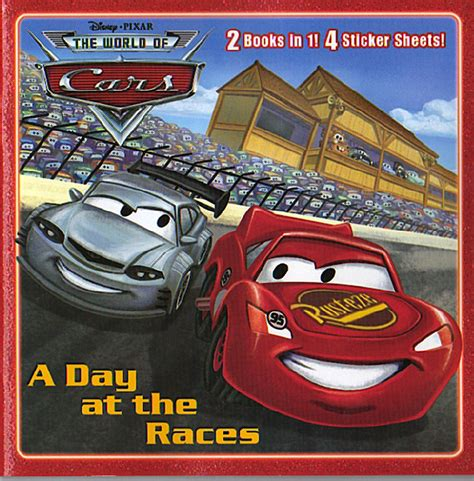 books about cars and how they work 2009 ferrari 430 scuderia navigation system take five a day 187 blog archive mattel disney pixar diecast cars day at the races book cars2