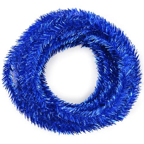 metallic tinsel roping 25 royal blue xg447825