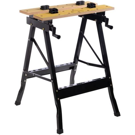 foldable work bench buy right 174 folding work bench mitre 10