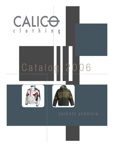 catalog cover design and artwork cclothing catalogue cover by kycon on deviantart