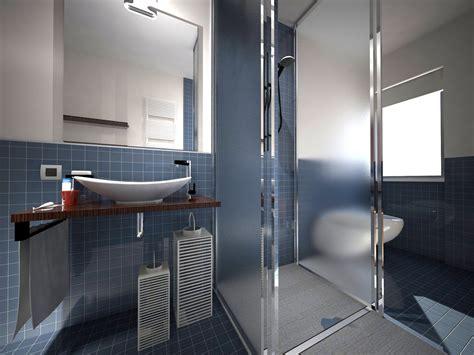 nel bagno soluzioni doccia sotto la finestra con come organizzare