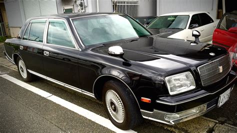 toyota limo veda2015 day 3 toyota century v12 japanese limousine