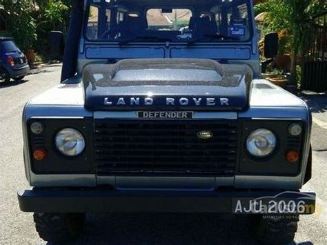 motor auto repair manual 1997 land rover defender navigation system land rover defender 1997 300tdi 2 5 in perak manual pickup truck silver for rm 70 000 4200308