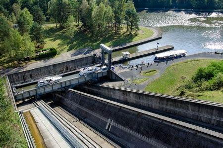Lutzelbourg Plan Incliné by Le Canal De La Marne Au Rhin Croisieurope