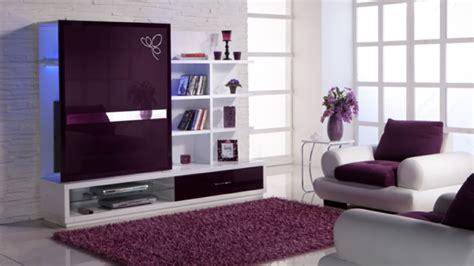 plum farbigen schlafzimmer ideen elegante wohnzimmer als vorbilder moderner einrichtung