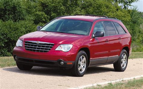 2008 Chrysler Pacifica Touring by 2008 Chrysler Pacifica Touring Awd Chrysler Colors