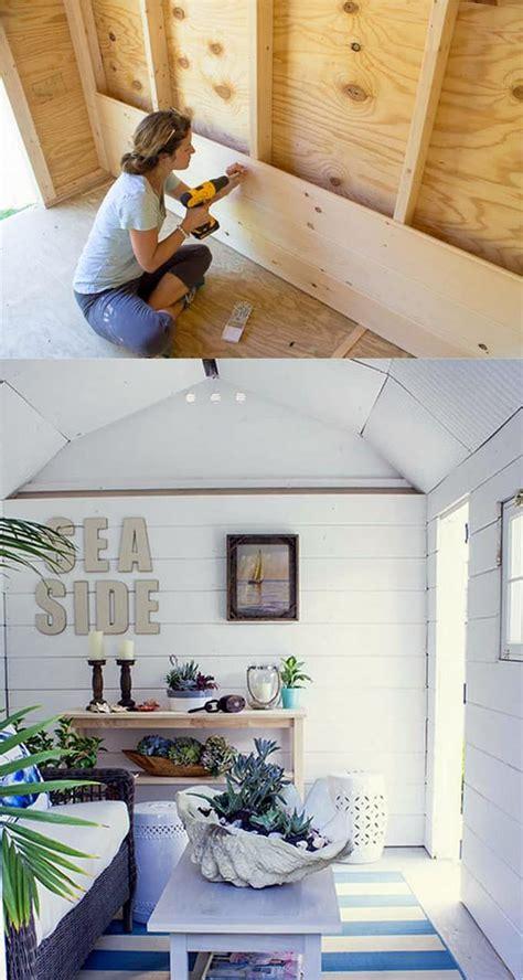 diy pallet wall   accent wood wall tutorials
