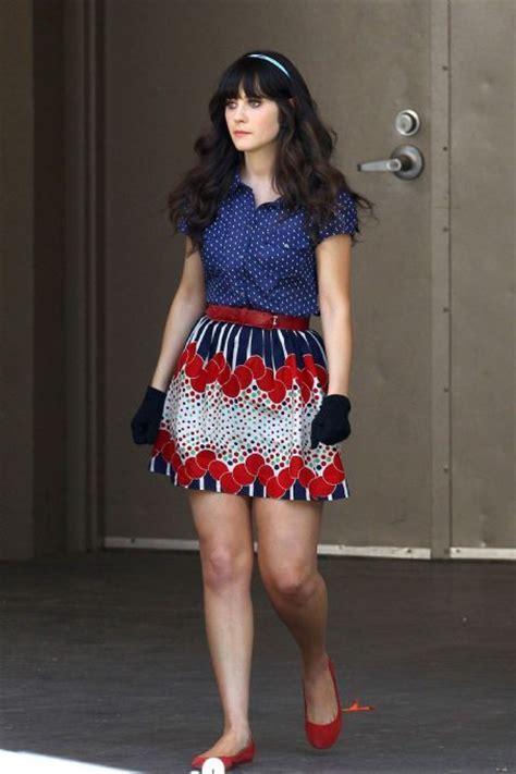 Style Zooey Deschanel by Zooey Deschanel Fashion And Style Zooey Deschanel Dress