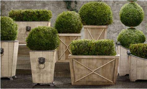 grosse pflanztöpfe für garten wie sie blument 246 pfe als dekoration f 252 r die terrasse