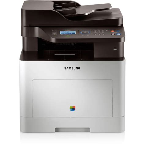 samsung laser color printer samsung clx 6260nd a4 colour multifunction laser printer