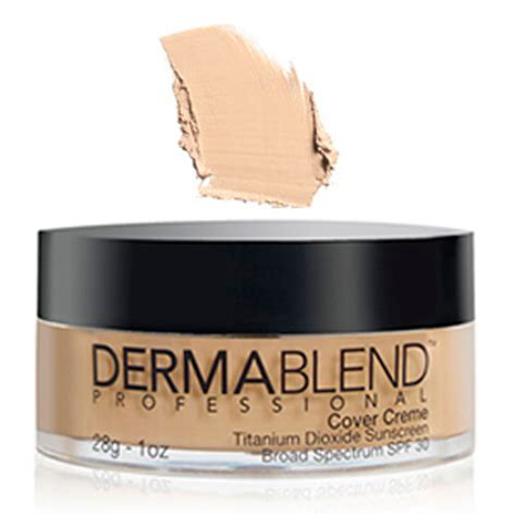 Dermablend Cover Creme dermablend cover chroma 0 pale ivory spf 30 1oz