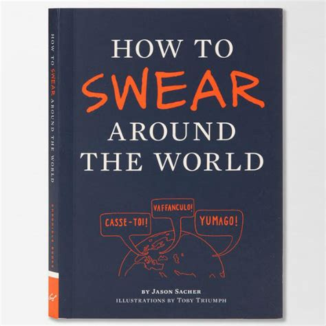 swear on this a novel how to swear around the world book gadgets news newslocker