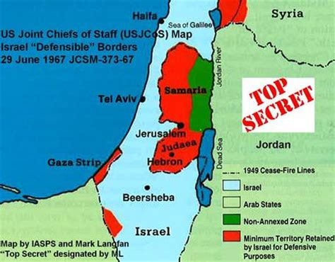 israel map today what american generals knew about peace israel