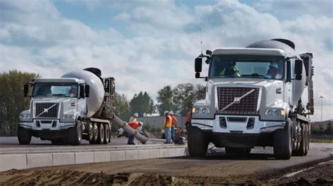 volvo class 8 trucks volvo trucks to exhibit vocational strength at world of