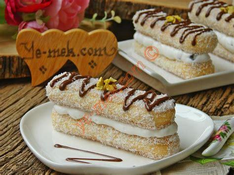 hindistan cevizli pasta tarifi tarifleri hindistan cevizli kedi dili ekler pasta resimli tarifi