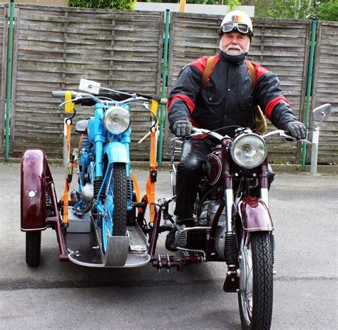 Motorradgespann Kinder by 21 Mai 2015