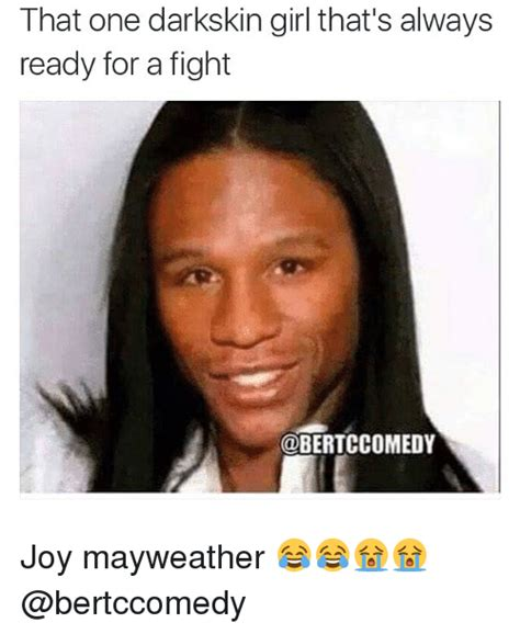 Fat Black Girl Meme - that one darkskin girl that s always ready for a fight joy