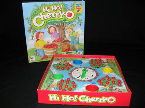 Cherry Gamis hi ho cherrio layton and resources