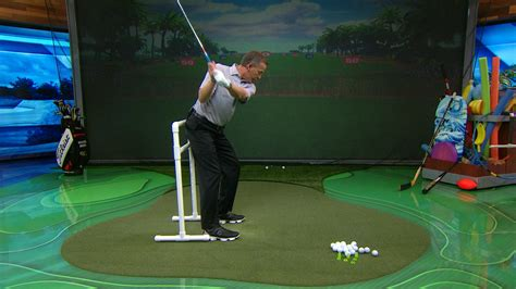 Drills To Maintain Spine Angle In The Golf Swing Golf