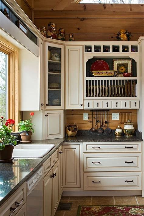 log cabin kitchen black cabinets 33 best images about log home kitchen ideas on
