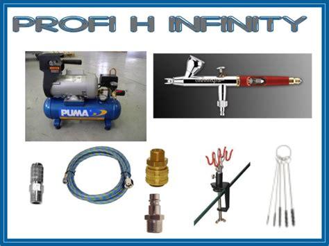 Infinity H 21 airbrush sety airbrush set profi h infinity airbrush shop cz