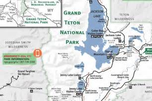 grand teton map world map 07